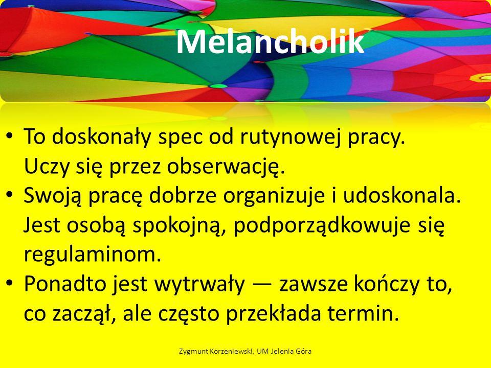 Zygmunt Korzeniewski, UM Jelenia Góra