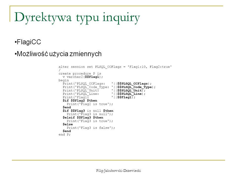 Dyrektywa typu inquiry