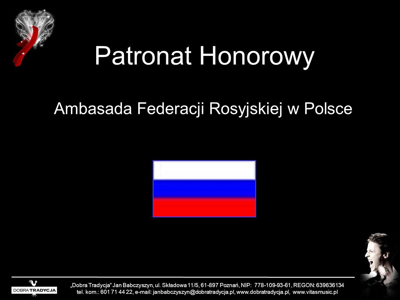 Ambasada Federacji Rosyjskiej w Polsce