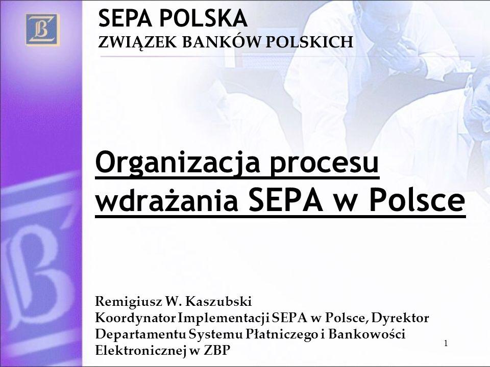 SEPA POLSKA ZWIĄZEK BANKÓW POLSKICH.