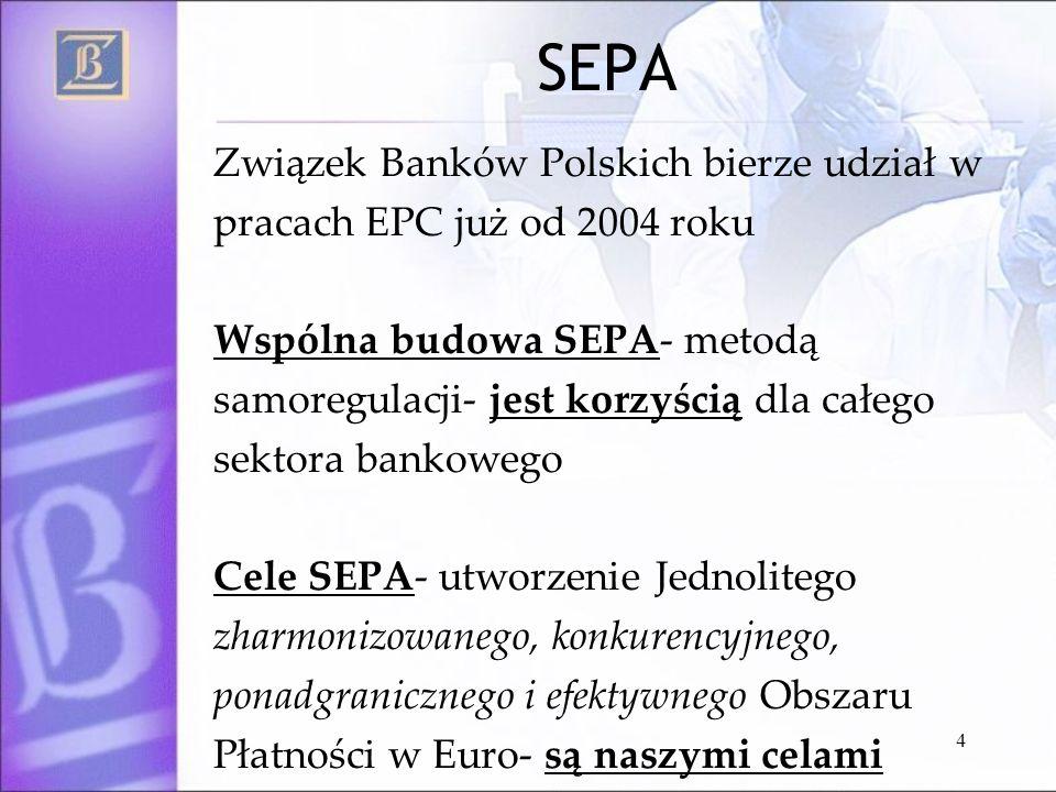 SEPA Związek Banków Polskich bierze udział w