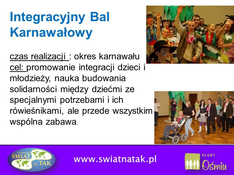 Integracyjny Bal Karnawałowy