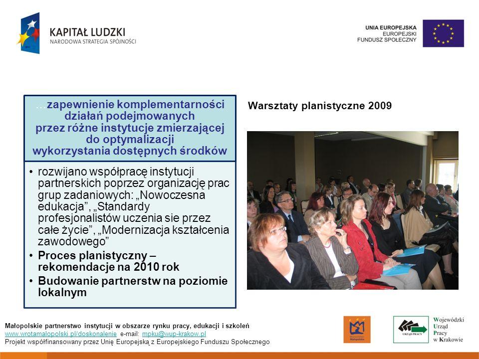 Warsztaty planistyczne 2009