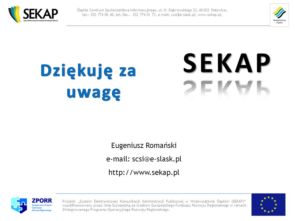e-mail: scsi@e-slask.pl