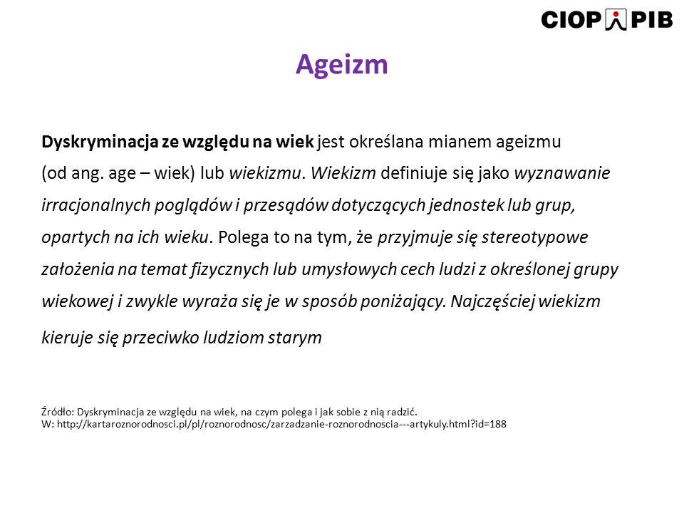 Ageizm