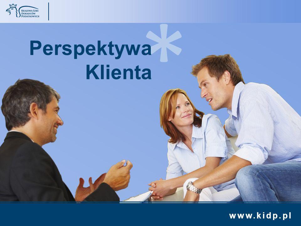 * Perspektywa Klienta www.kidp.pl