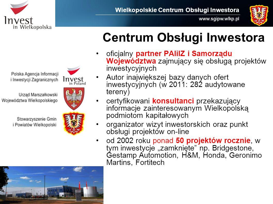 Centrum Obsługi Inwestora