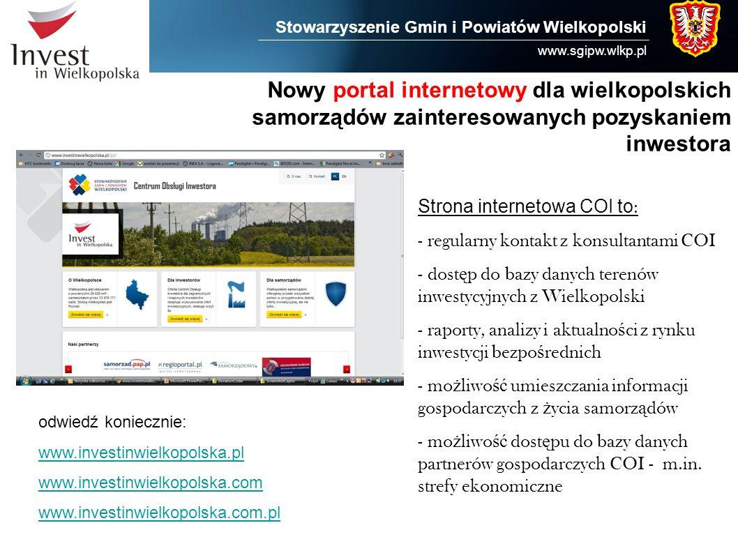 Stowarzyszenie Gmin i Powiatów Wielkopolski