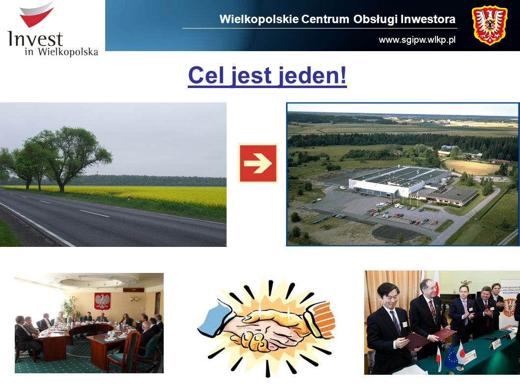 Cel jest jeden! Wielkopolskie Centrum Obsługi Inwestora
