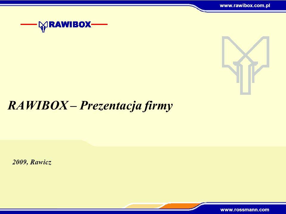 RAWIBOX – Prezentacja firmy