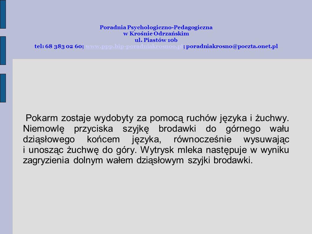 Poradnia Psychologiczno-Pedagogiczna w Krośnie Odrzańskim ul