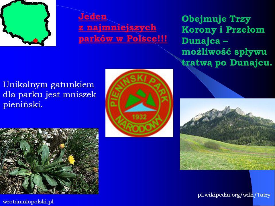 Jeden z najmniejszych parków w Polsce!!!