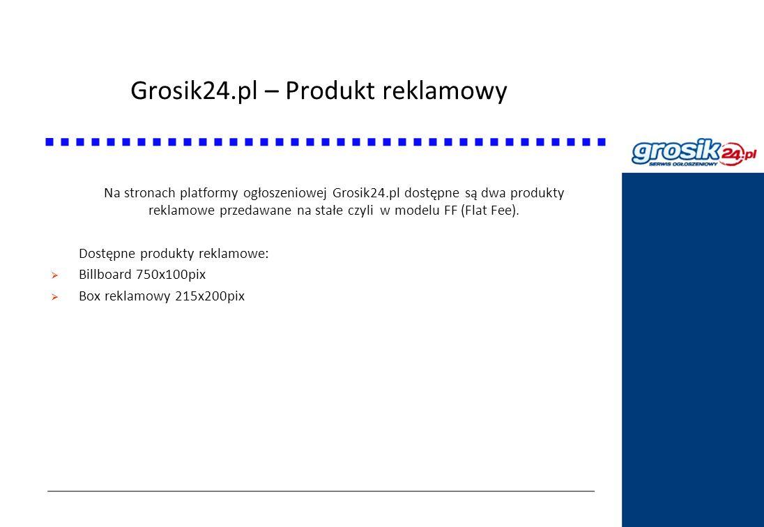 Grosik24.pl – Produkt reklamowy