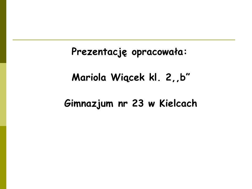 Gimnazjum nr 23 w Kielcach