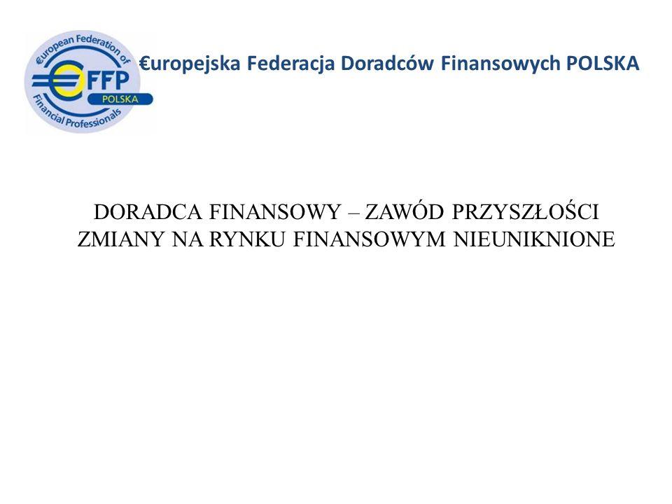 €uropejska Federacja Doradców Finansowych POLSKA