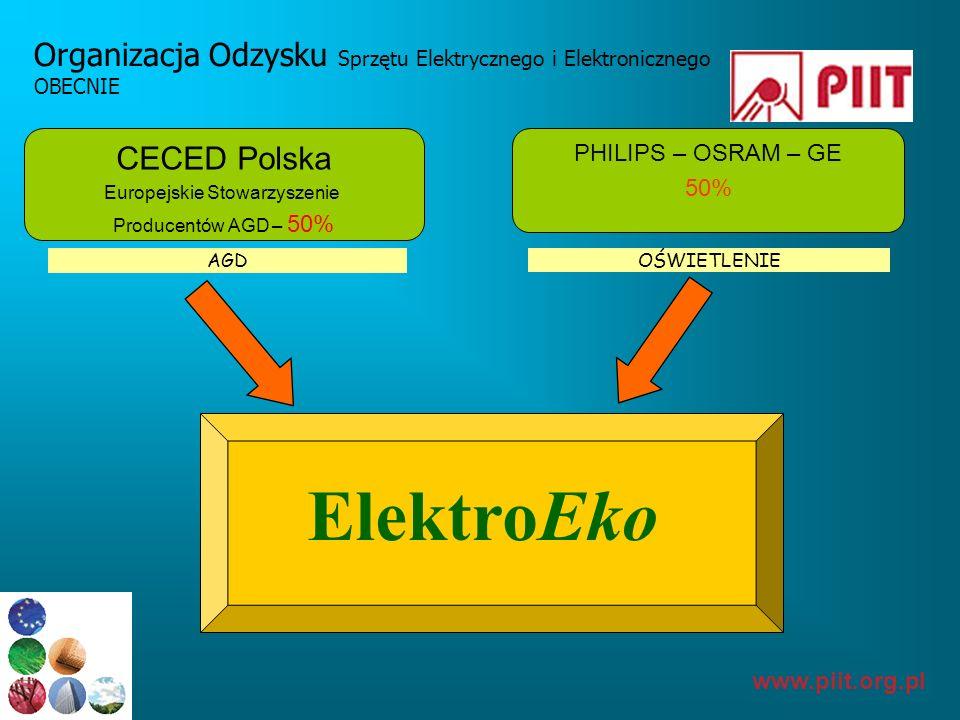 Organizacja Odzysku Sprzętu Elektrycznego i Elektronicznego OBECNIE