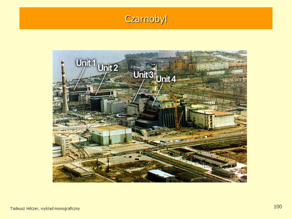 Czarnobyl Tadeusz Hilczer, wykład monograficzny