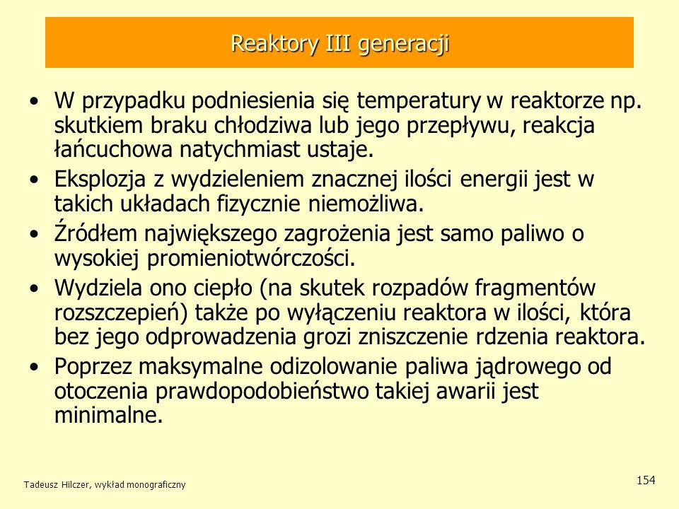 Reaktory III generacji