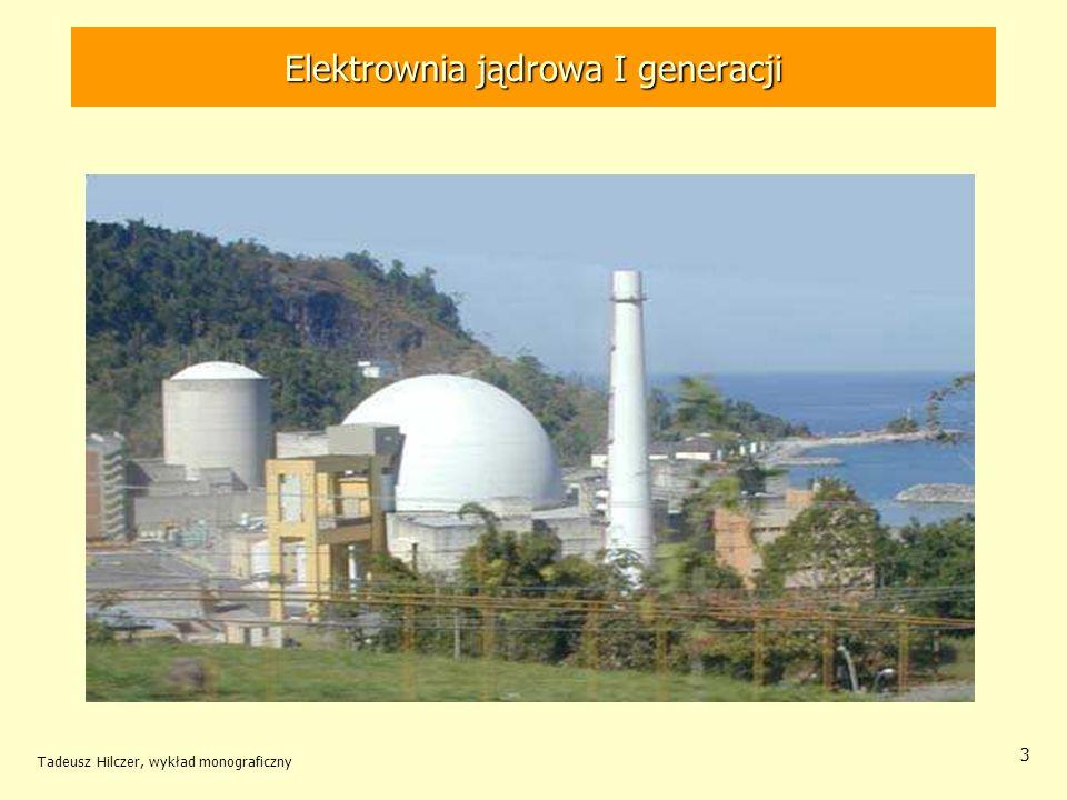 Elektrownia jądrowa I generacji