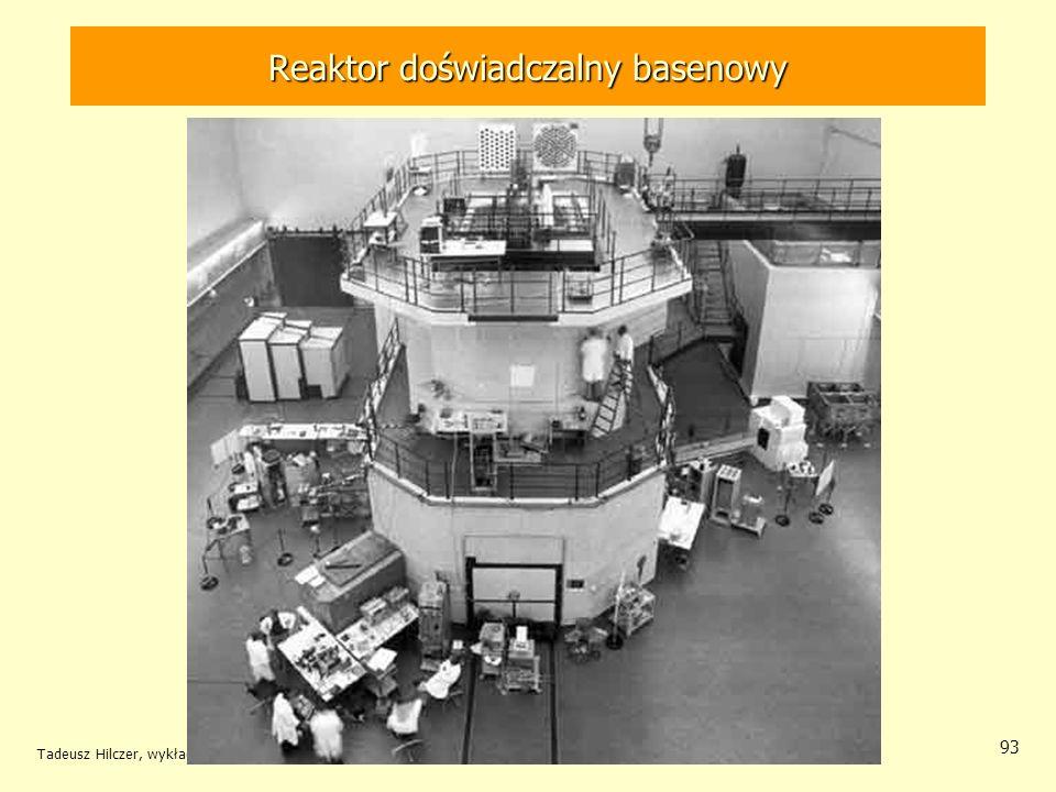 Reaktor doświadczalny basenowy