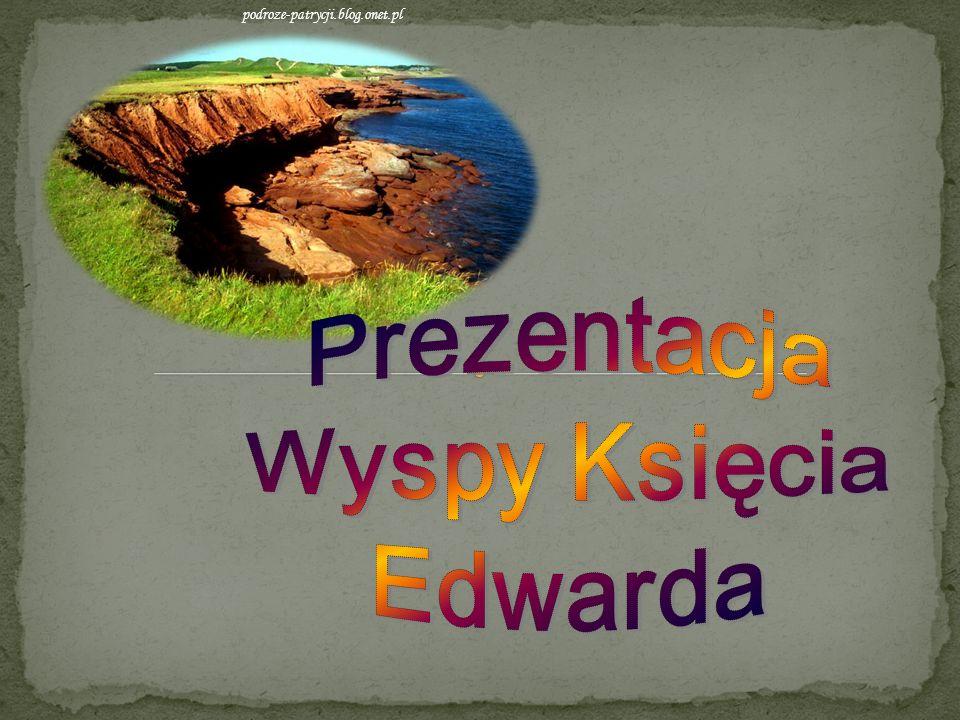 Prezentacja Wyspy Księcia Edwarda