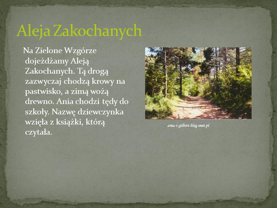 Aleja Zakochanych