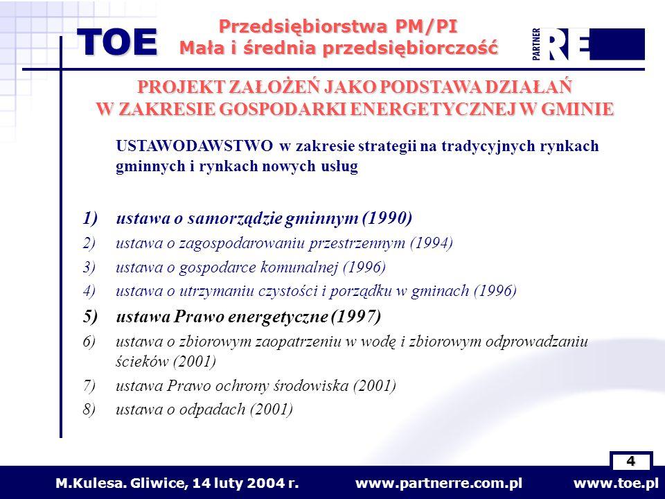 ustawa o samorządzie gminnym (1990)