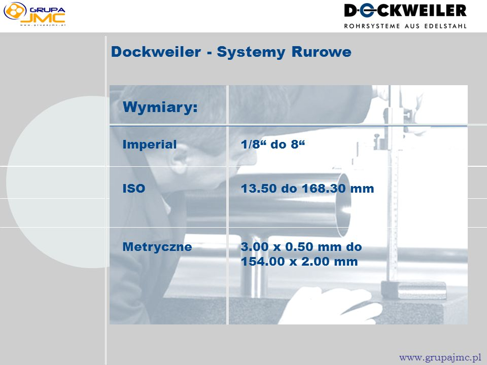 Dockweiler - Systemy Rurowe