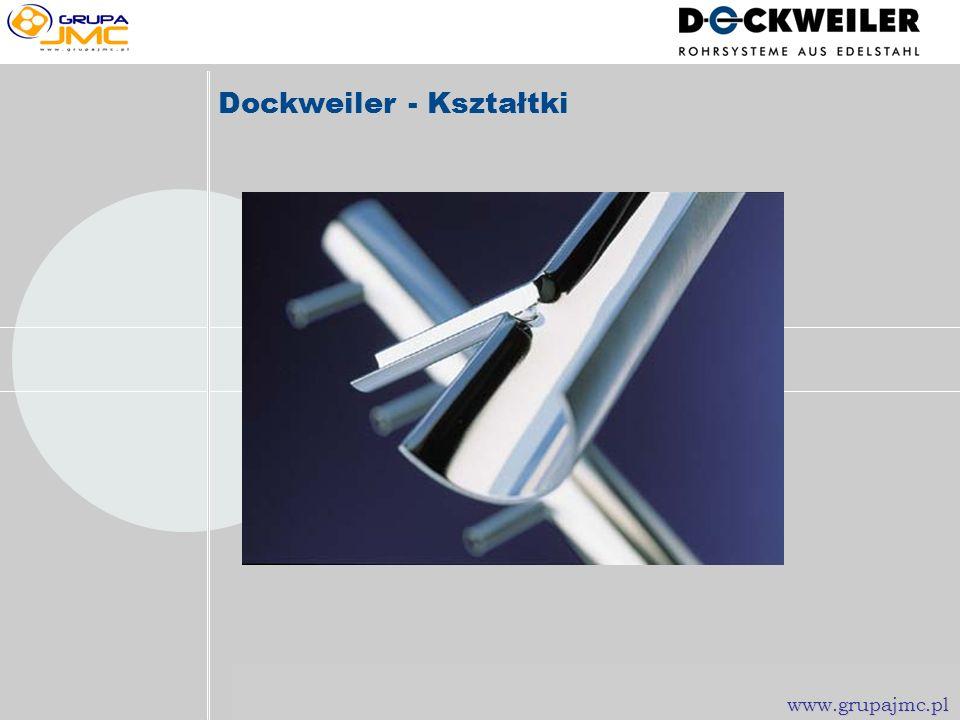 Dockweiler - Kształtki