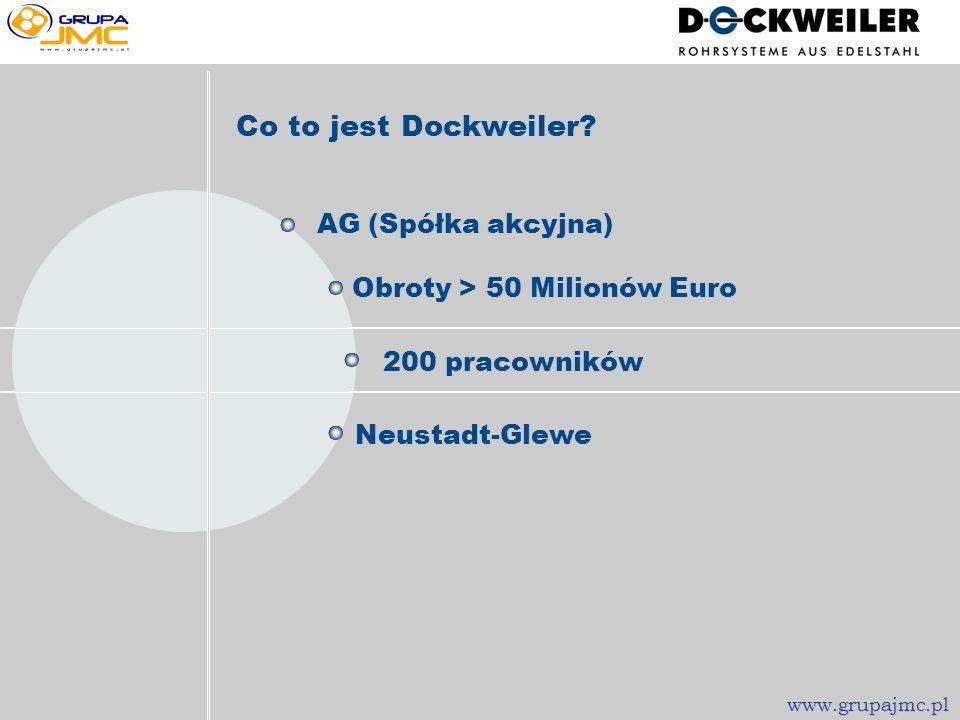 Co to jest Dockweiler AG (Spółka akcyjna)