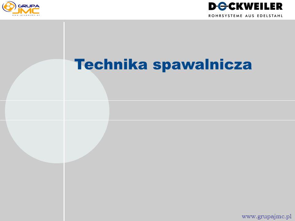 Technika spawalnicza www.grupajmc.pl