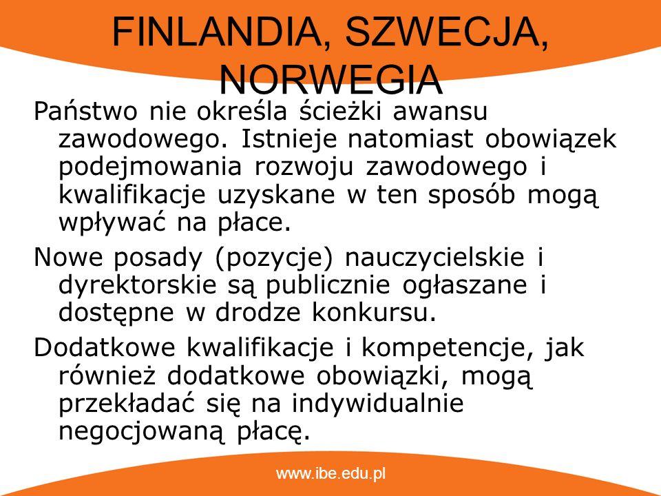 FINLANDIA, SZWECJA, NORWEGIA