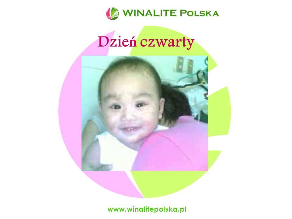 WINALITE Polska WINALITE Polska Dzień czwarty www.winalitepolska.pl