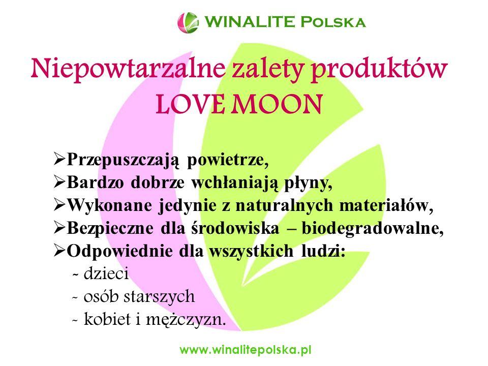 Niepowtarzalne zalety produktów LOVE MOON