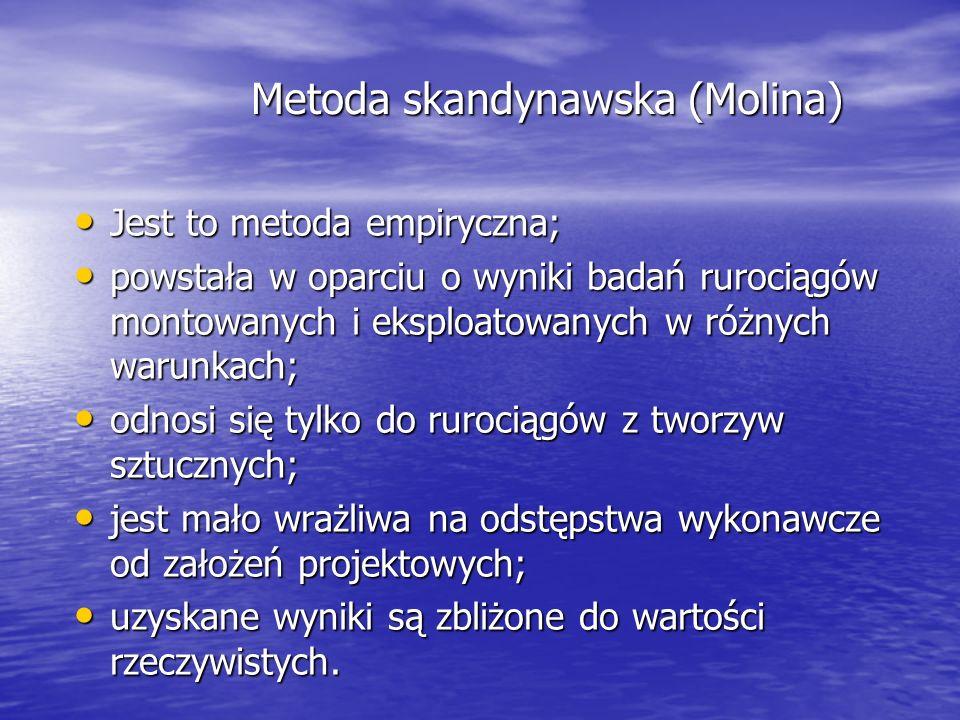 Metoda skandynawska (Molina)