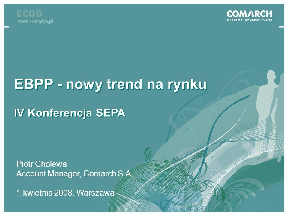 EBPP - nowy trend na rynku