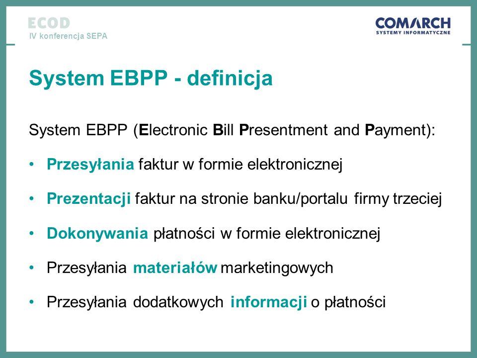 System EBPP - definicja
