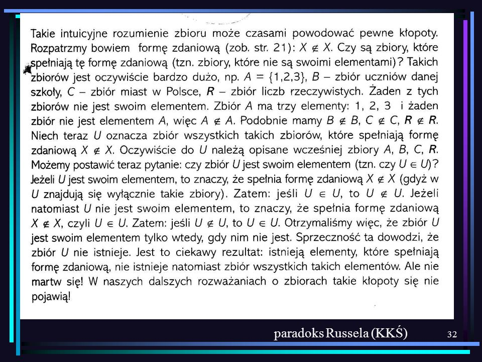 paradoks Russela (KKŚ)