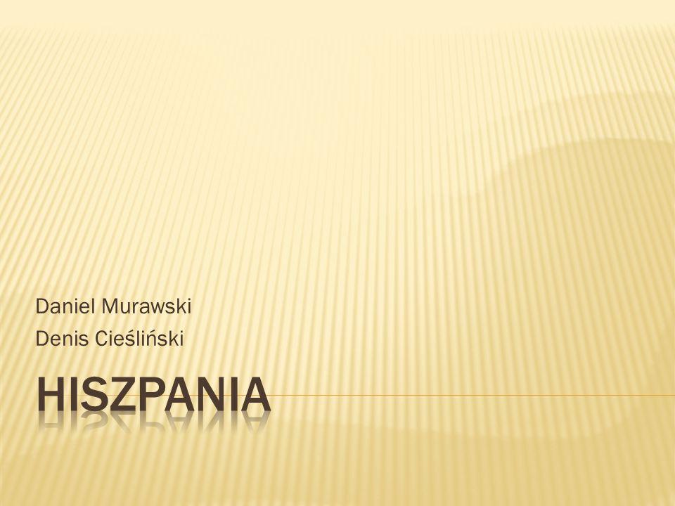 Daniel Murawski Denis Cieśliński