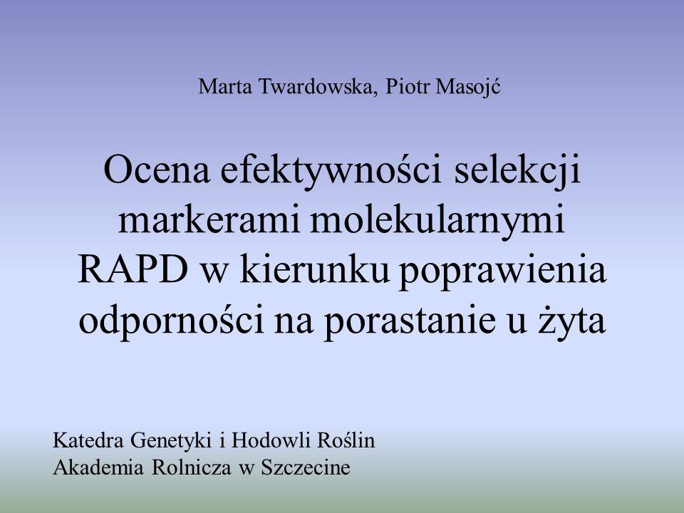 Marta Twardowska, Piotr Masojć