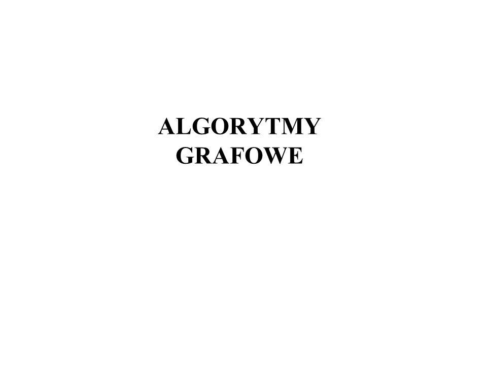 ALGORYTMY GRAFOWE