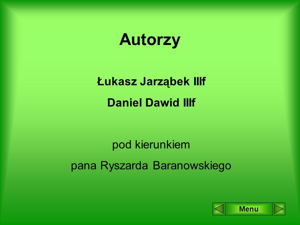pana Ryszarda Baranowskiego