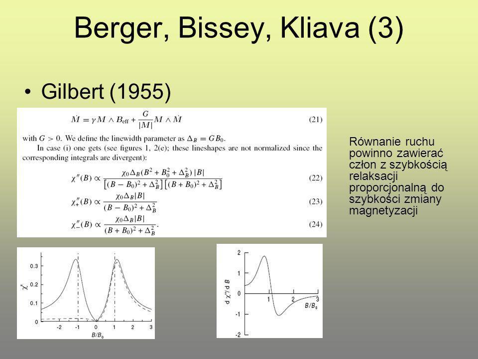 Berger, Bissey, Kliava (3)