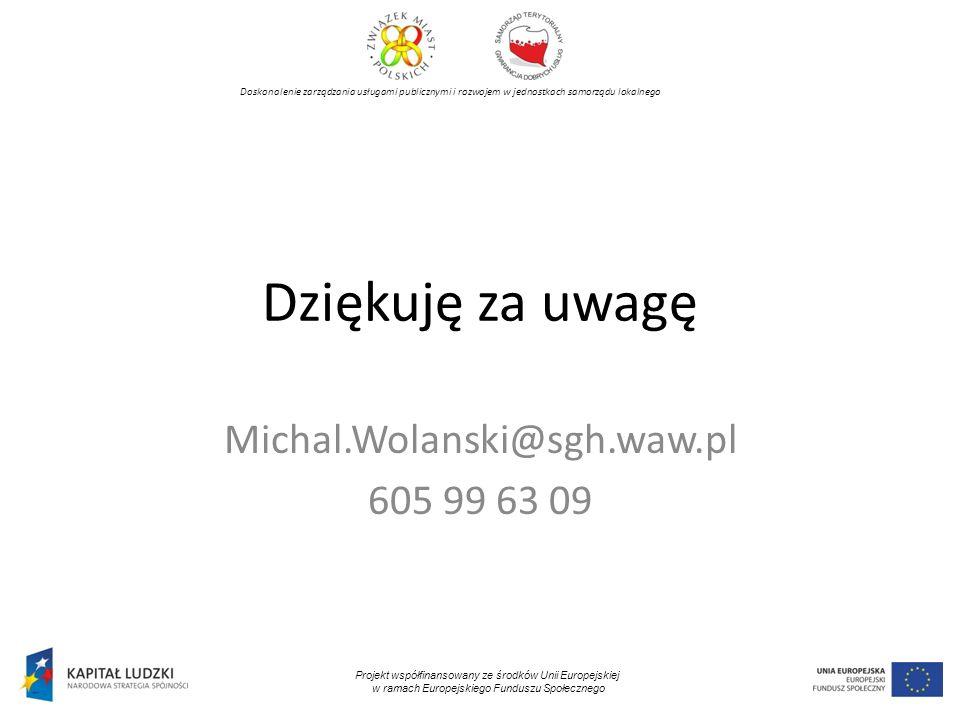 Michal.Wolanski@sgh.waw.pl 605 99 63 09