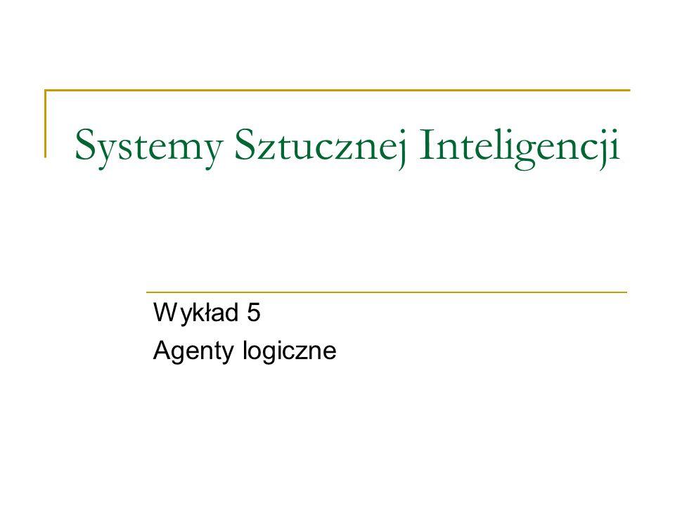 Systemy Sztucznej Inteligencji