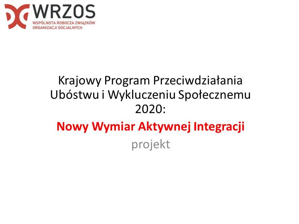 Nowy Wymiar Aktywnej Integracji