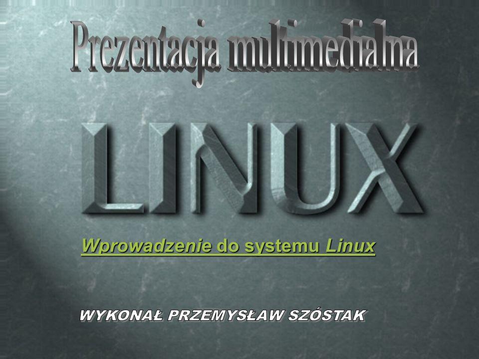 Wprowadzenie do systemu Linux