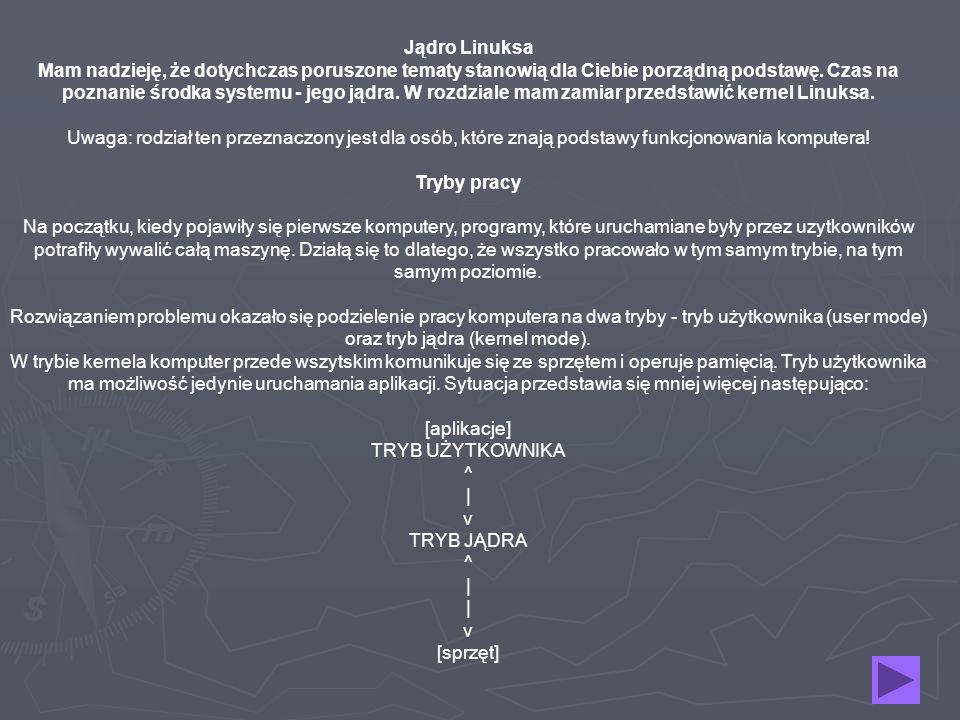 Jądro Linuksa