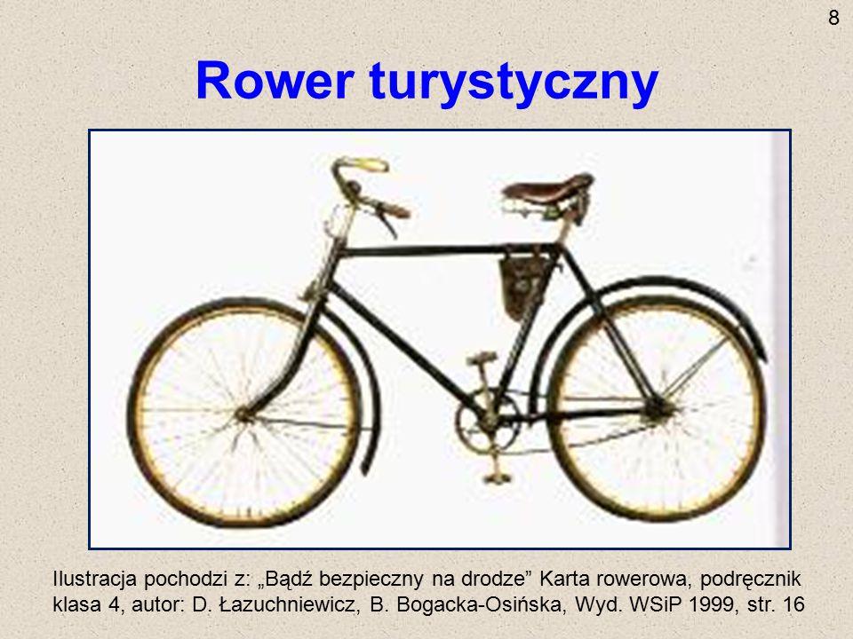 8 Rower turystyczny.