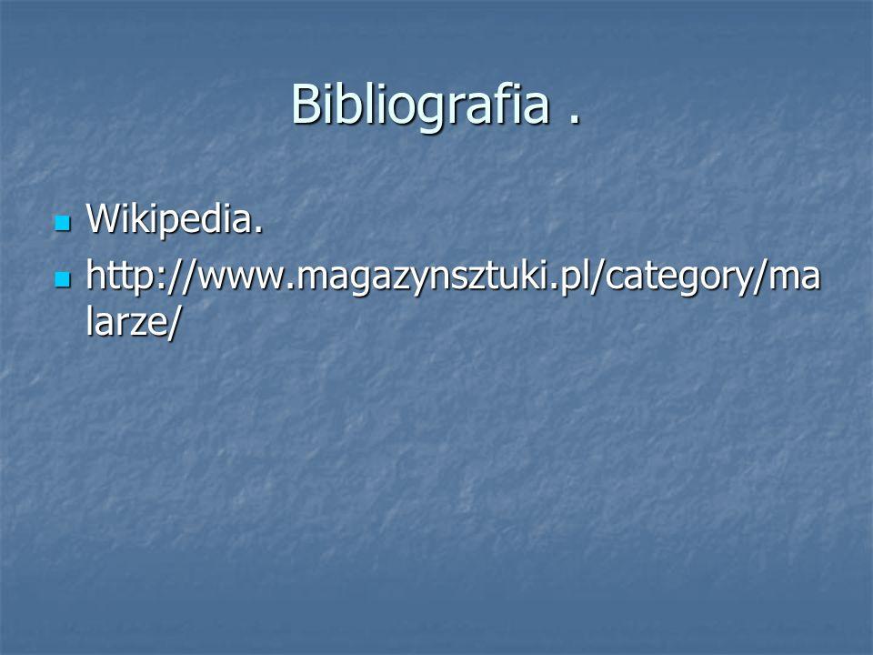 Bibliografia . Wikipedia.